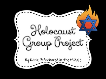 Holocaust Group Project