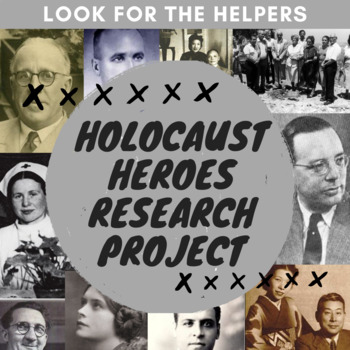 Holocaust Heroes Research Project