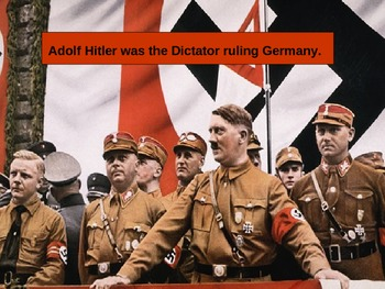 Holocaust History PowerPoint