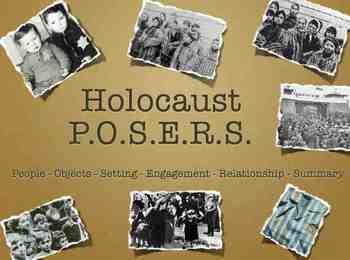 Holocaust Image Exploration Activity to Introduce YOUR Unit