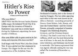 Holocaust Knowledge-Building Interactive iBook Resource!!