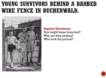 Holocaust: Learning through Inquiry - A Place to Start