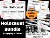 Holocaust Lesson Mini-Bundle: 3 Engaging Activities