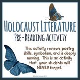 Holocaust Literature - Pre-Reading Activity - Poetry - Symbolism