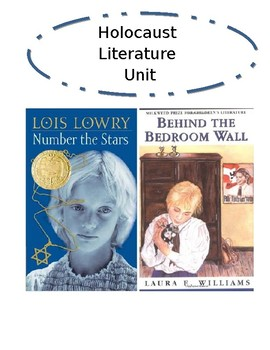 Holocaust Literature Unit - Number the Stars & Behind the Bedroom Wall