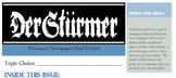 Holocaust Newspaper Project