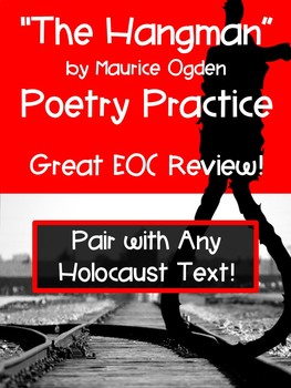 Holocaust Poetry EOC Practice