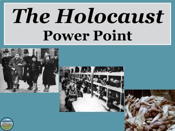 Holocaust Power Point