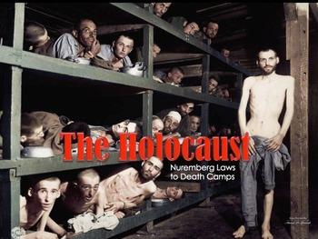 Holocaust PowerPoint: 100+ Slides