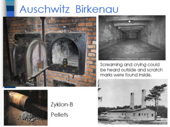 Holocaust PowerPoint