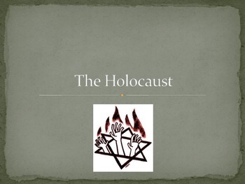 Holocaust - Slideshow (Major Events, Stages, People)