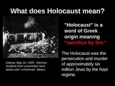 Holocaust Powerpoint, Amazing Pictures