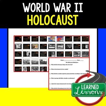 US History Holocaust Presentation