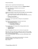 Holocaust Project Instructions