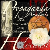 Holocaust Propaganda: Introduction & Analysis Activity