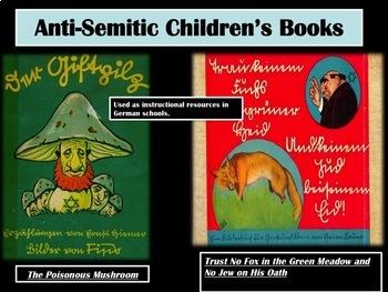 Holocaust Propaganda: Introduction & Analysis Activity