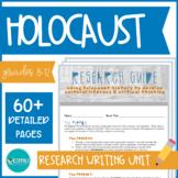 Holocaust Research Unit: Literature & Writing