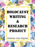 Holocaust Writing Project