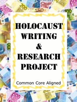 Holocaust Writing Project