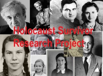Holocaust Survivor Research Project