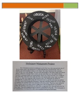 Holocaust Symbolism Project