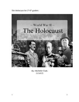 Holocaust Text Set