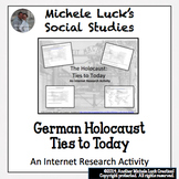 Nazi Germany Holocaust Ties to Today Internet Research Act