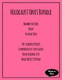 Holocaust Unit Reading Resources