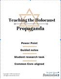 Holocaust Lesson: Nazi Propaganda