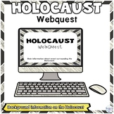 Holocaust WebQuest Activity