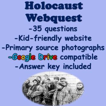 Holocaust Webquest