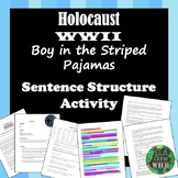 Holocaust/ World War 2 Close Read and Activity