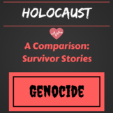 Holocaust and Genocide: A Comparison of Stories