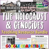 Holocaust and Genocides in History Unit Bundle