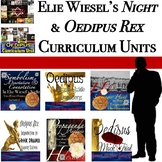 Elie Wiesel's Night and Oedipus Rex: Curriculum Units with