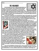 Holocaust overview, reading comprehension, concentration camps, worksheet