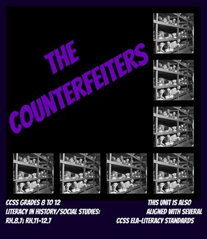 Holocaust studies/Non-fiction/The Counterfeiters/film: true story/WW II