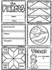 Holst's The Planets Quilt Worksheets