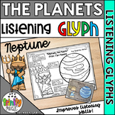 """Holst's """"Neptune"""" from The Planets (Listening Glyph)"""