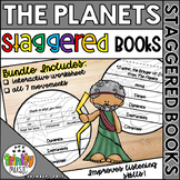 Holst's, The Planets Staggered Booklets (BUNDLE)