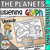 "Holst's ""Venus"" from The Planets (Listening Glyph)"