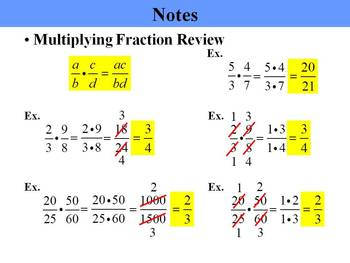 Holt Algebra 10.4A Multiplying and Dividing Rational Expressions (multiply) PPT