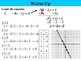 Holt Algebra 5.1C Linear Equations & Functs (horiz & vert lines) PPT + Worksheet