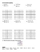 Holt Algebra 6.1B Solving Systems by Graphing (not y=mx + b) Worksheet DOC & PDF