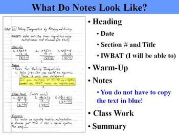 Holt Algebra 9.2 Characteristics of Quadratic Functions PPT