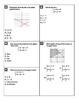 Holt Algebra Chapter 6 Worksheet Bundle (3 Tests, 2 Quizze