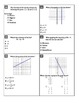 """Holt Algebra Chapter 5A """"Linear Functions"""" Practice Test -"""