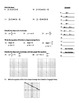 """Holt Algebra Chapter 5A """"Linear Functions"""" Quiz II (5.2-5."""