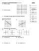 "Holt Algebra Chapter 5A ""Linear Functions"" Test - DOC & PDF"