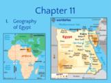 Holt McDougal 7th Grade Eastern World Google Slides Chapter 11 Distance Learning